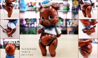 2019年9月20日0時〜2019年9月22日23時59分受付でBlackBook ToyがMarvel Okinawa氏の「Suntanned Sailor Piggums one off」を抽選販売!