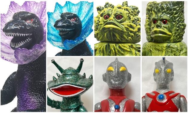 2019年10月10日からの「Taipei Toy Festival 2019」へマルサンが出店! 円谷プロ怪獣&ヒーローより注目の最新作を準備中!