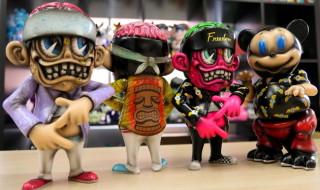 2019年10月18日0時〜2019年10月20日23時59分受付でBlackBook Toyがワンオフ「Patterned All Over Lowrbrow Shirts one offs by Marvel Okinawa」を抽選販売!