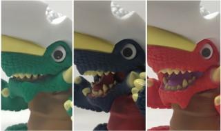 2019年11月22日からの「DesignerCon2019」へ出店する造形工房密林から限定情報が到着! 第3弾はYASUYUKI KOBAYASHI氏の「カレー大怪獣 カレゴン」から「グリーン」「ブルー」「レッド」の3種!