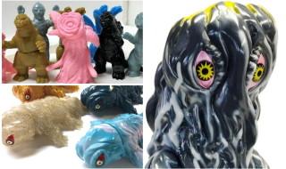 2019年10月19日に恒例のマルサン「ポップアップ怪獣サロンショップ」開催! ここだけの限定情報が到着したので紹介だ!