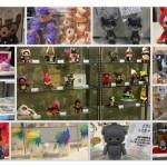 2019年9月7日〜2019年9月8日の2日間、渋谷西武が華やかな女子クリエイター作品で埋め尽くされたぞ! 注目の「ART CREATOR 女子会 in SEIBU SHIBUYA」が開催された!