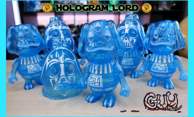 2019年10月11日0時〜2019年10月13日23時59分受付でBlackBook Toyが「Hologram Lord GUY micro run by BBT」を抽選販売!