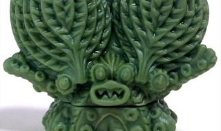 スクープ! 立体怪獣作家・gumtaro氏から自身のブランドからの新作ワックスが到着! 第4弾となる 「二頭怪獣 タゴラ」を大公開!