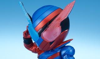 2019年11月26日23時締切で「デフォリアル 仮面ライダービルド ラビットタンクフォーム」を予約受付中!