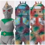 2019年11月30日から「マルサン玩具まつり2019秋」開催! ここでやまなやが「ミラーマン初期、後期」「キングジョーブラック」「ボーズ星人」の新バージョンを発売!