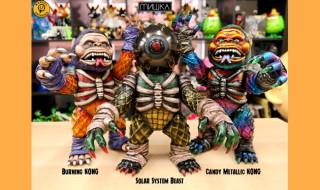 2019年11月8日0時〜2019年11月10日23時59分受付でBlackBook ToyがMarvel Okinawa氏ワンオフの「KONG & Beast one offs by Marvel Okinawa」を抽選販売!