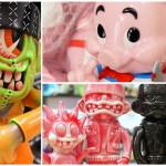 2019年11月22日からの「DesignerCon2019」へ出店するBlackBook Toyが準備中のソフビたちを改めて紹介!