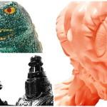 恒例のマルサン通販は2019年12月2日締切! 第1弾は東宝怪獣から! 注目は最新作「四足ヘドラ450元型試作 肌色BLANK Ver.」だぞ!