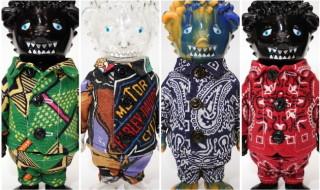 今週末開催のデザイナー ・MIYAGI HIDETAKA主催の「B(A)ANCH-M(バンチエム)」へUNGREEPERが参加! そこでワンオフの「GREEDMAN」登場!