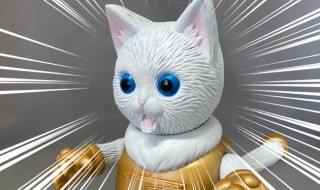 2020年1月12日の「スーパーフェスティバル83」でThree Waxが復活! そこで「低予算装備 ネコボーグ」発売!