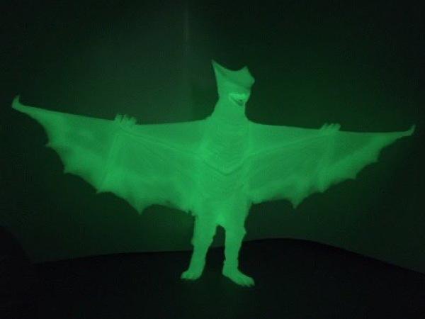 2020年1月12日の「スーパーフェスティバル83」でビリケン商会が恒例の未彩色蓄光キット限定版として「ギャオス」を限定発売!