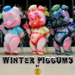 2020年1月17日0時受付開始でBlackBook Toyが「Winter Piggums one offs by Marvel Okinawa」を抽選販売!