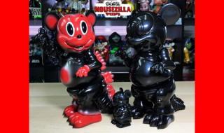"""2020年2月14日0時よりBlackBook ToyがRon English氏との「Mousezilla」」で「""""Red Devil""""」「""""Ninja""""」を発売開始!"""