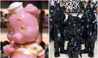 2020年2月7日0時よりBlackBook ToyがFrank Kozikとの「Piggums Sweet Angel」&「Piggums 、Lil Alex、Dim Ninja edition」を発売開始!