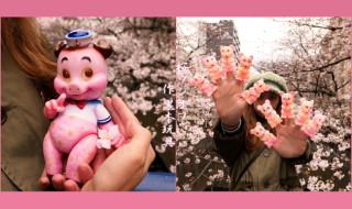 2020年3月28日0時受付開始でBlackBook Toyが「Piggums」「mini Mousezilla」の「Sakura one off & micro run by BBT lottery」を抽選販売!