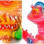 京都のトランスポップギャラリーにて1年ぶりとなる「たのしい怪獣展」開催! そこでエレガブが限定版を2020年3月3日締切で事前抽選販売!
