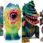 2020年3月7日〜2020年3月28日まで京都のトランスポップギャラリーにて「たのしい怪獣展」開催! 立体怪獣作家・gumtaro(=ガム太郎)から追加情報が到着!