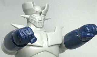 ビッグワンクラフトの最新作「マジンガーZ」が登場! ただ今、未彩色版「レガシー(キット)」をショップ・はしもと玩具店にて予約受付開始!