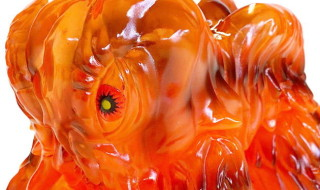 緊急告知! マルサンが4月イベント代替通販を行うぞ! 第1弾として2020年4月11日10時締切で「ヘドラ450 四足歩行オレンジクリア版」を抽選発売!