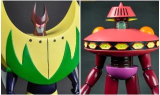 メーカー・H.L.Proからリリース予定の超気になる『UFOロボ グレンダイザー』モノを紹介!