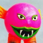 かつて平成の時代にアンティークショップ・えむぱい屋がソフビ化した「伝説の怪獣トランプ」の「水素獣エッチ」がなんと令和になって復活!