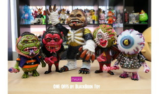 2020年4月4日0時受付開始でBlackBook Toyが「One Offs by BBT」を抽選販売!