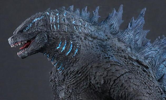 少年リックにてX-PLUS製「東宝大怪獣シリーズ ゴジラ(2019)限定版」の第二次分を予約受付中!