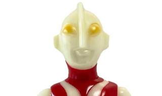 2020年7月下旬発売予定でマルサンが宮沢模型流通限定版の「ウルトラマン450蓄光版(日本製)」を準備中!