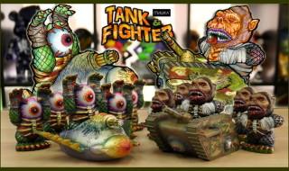 2020年5月8日0時受付開始でBlackBook ToyがMISHKAとの最新作「Tank&Fighter」を抽選販売!