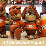 2020年5月16日0時受付開始でBlackBook Toyが「All Blackbook Sofubi one offs by Marvel Okinawa」を抽選販売!