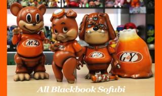 2020年5月16日0時受付開始でBlackBook Toyが「All Blackbook Sofubi one offs by Marvel Okinawa」を抽選販売!