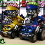 2020年5月3日0時受付開始でBlackBook Toyが「Hen-Shin SKUM-kun one offs by Marvel Okinawa」を抽選販売!