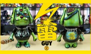 2020年5月30日0時受付開始でBlackBook Toyが「雷 GUY one off by Marvel Okinawa」を抽選販売!