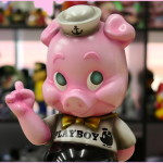 2020年5月5日0時受付開始でBlackBook Toyが「Player Piggums one off by Marvel Okinawa」を抽選販売!