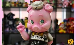 2020年5月5日0時受付開始でBlackBook Toyが「Player Piggums one off by Marvel Okinawa」を抽選販売!