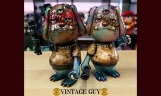 2020年5月9日0時受付開始でBlackBook Toyが「Vintage GUY one offs by Marvel Okinawa」を抽選販売!