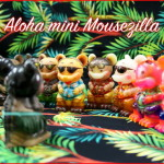 2020年6月27日0時〜2020年6月28日23時59分受付でBlackBook Toyが少数限定の「Aloha mini Mousezilla micro runs by BBT」を抽選販売!