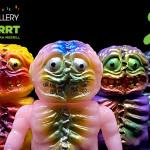 またまたTOY ART GALLERYから新作情報! SPLURRT氏デザインの「Cadaver Balls Various Colors」を現地時間2020年6月5日12時より発売開始!