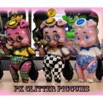 2020年6月19日0時〜2020年6月20日23時59分受付でBlackBook ToyがMarvel Okinawa氏ワンオフ「PK Glitter Piggums one offs by Marvel Okinawa」を抽選販売!