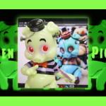 早くもハロウィン? 2020年7月31日0時よりBlackBook ToyがFrank Kozikとのハロウィン仕様な「Franken Piggums」を発売開始!