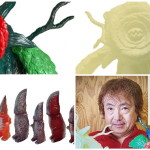 緊急告知! 明日開催の「MARUSAN POP-UP KAIJYU SALON SHOP in ASAKUSA」で登場する「ビオランテ花獣 450 彩色一期版」ほか最新サンプルを公開!
