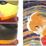 2020年7月28日より「連載開始55周年記念 サイボーグ009 ART JAM 2020」開催! せり★のりか氏はカスタム「怪獣アイシー(ソフビカスタム)009」「怪獣アイシー(ソフビカスタム)005」を抽選発売!
