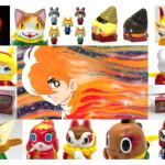 「連載開始55周年記念 サイボーグ009 ART JAM 2020」の気になるアーティストモノが明日2020年8月1日10時より西武・そごうの公式ショッピングサイト「e.デパート」にて発売開始!