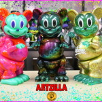2020年7月25日0時受付開始でBlackBook Toyが「Artzilla one offs by Marvel Okinawa」を抽選受付開始!