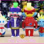[Pinstripes]に続いて2020年7月18日0時〜2020年7月19日23時59分受付でBlackBook ToyがMarvel Okinawa氏ワンオフ「Pop Culture Mix one off PUNK ROCK BOY & BABY by Marvel Okinawa」を抽選販売!