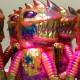 2016年10月22日開催の「SOFVI EXPO'16」で表現者・LEOそふび坊やが最新作「ウロボロス」初の彩色版を発売!
