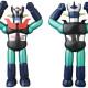 2017年9月9日からの「DYNAMIC 豪!50!GO! -GO NAGAI 50th ANNIVERSARY-」情報が続々到着! ブルマァクは「ブルマァクロボットシリーズ マジンガーZ グリーン」を発売!